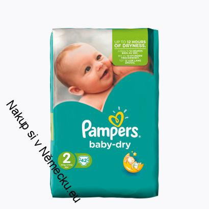 Pampers® Baby-Dry  3-6.kg