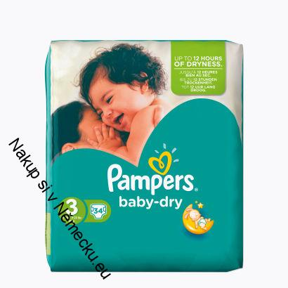 Pampers® Baby-Dry 4-9.kg