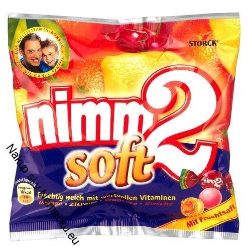 nimm2 Soft fruit 345g