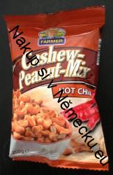 Cashew - Peanut-MIX hot chili 200g