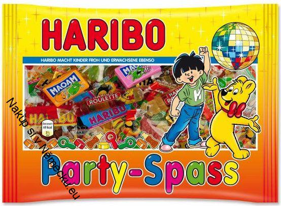 Haribo Party-Spass minis 425g