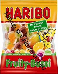 Haribo Fruity Bussi 200 g