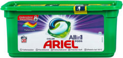 ARIEL 3in1 PODS COLOR 30 dávek