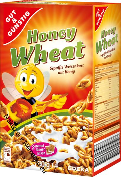 Honey Wheat 750g