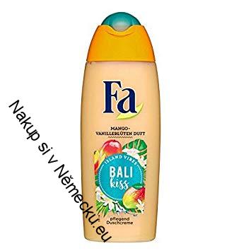 Fa sprchový gel Bali kiss, 250 ml