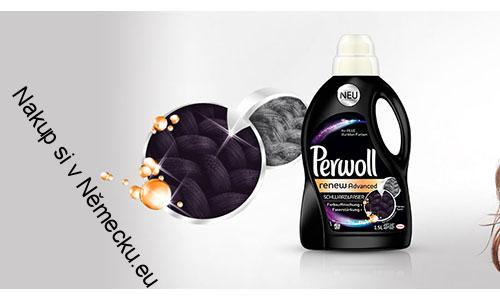 PERWOLL RENEW ADVANCED EFFECT BLACK & FIBER PRACÍ GEL 1,5L 20 dávek