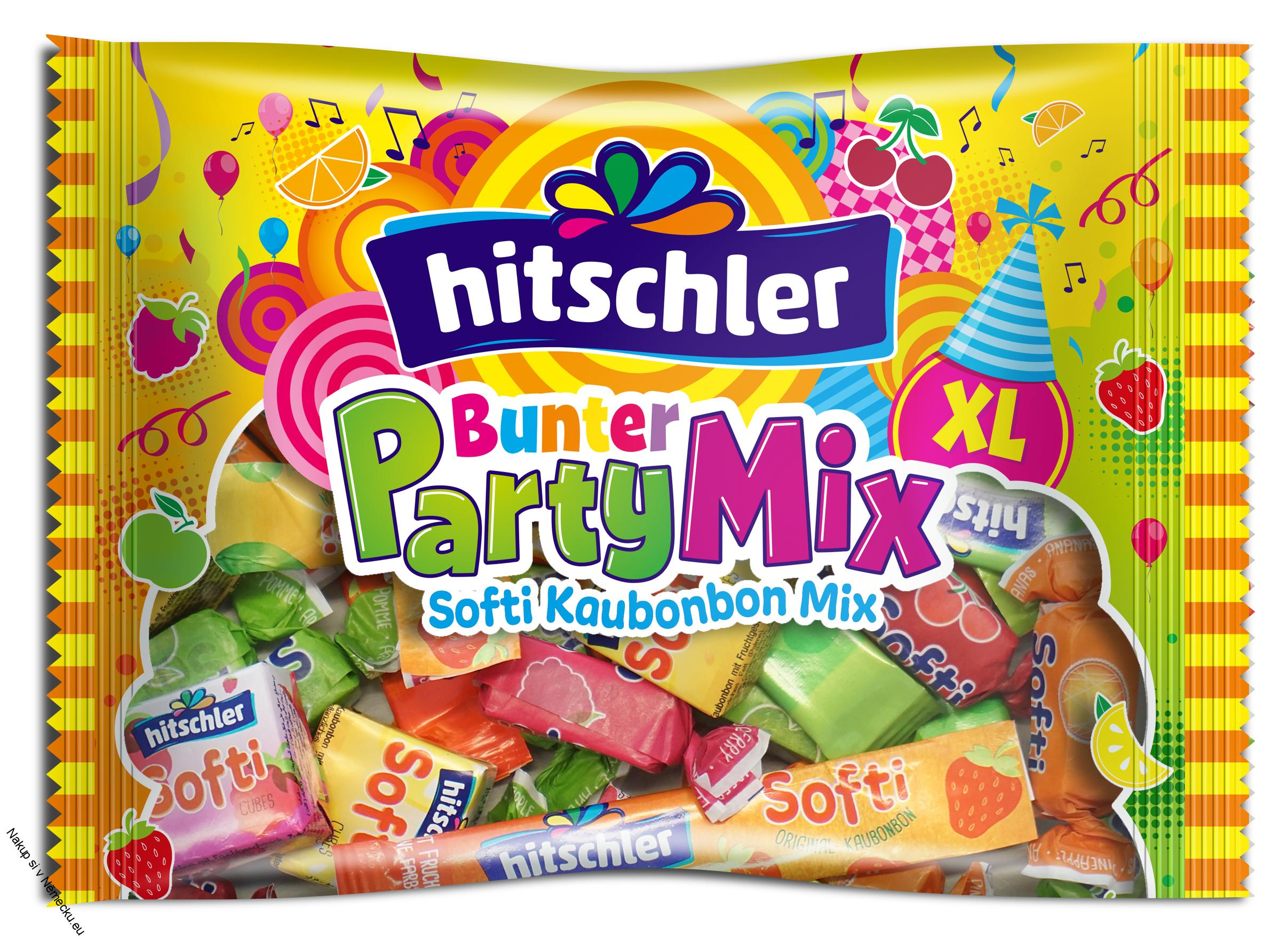 HITSCHLER BUNTER PARTY MIX 250G