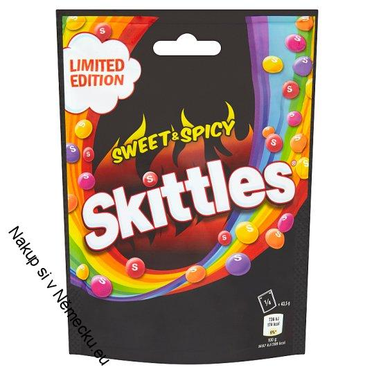 Skittles Sweet & Spicy 160g
