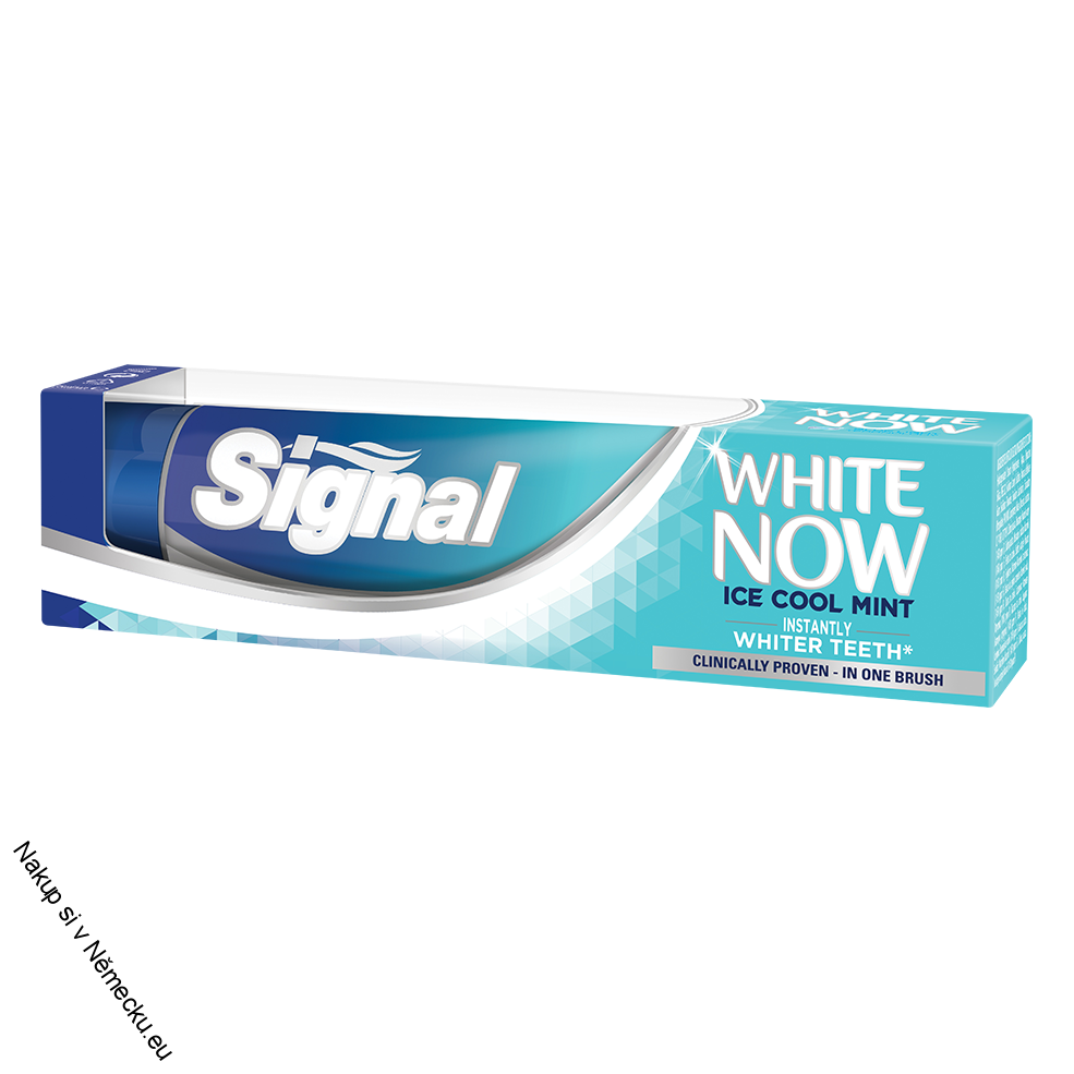 Signal zubní pasta White Now Ice cool 75ml