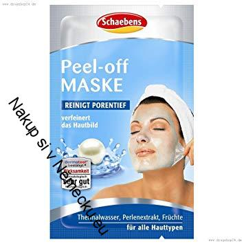 Schaebens Peel-off mask 15 ml
