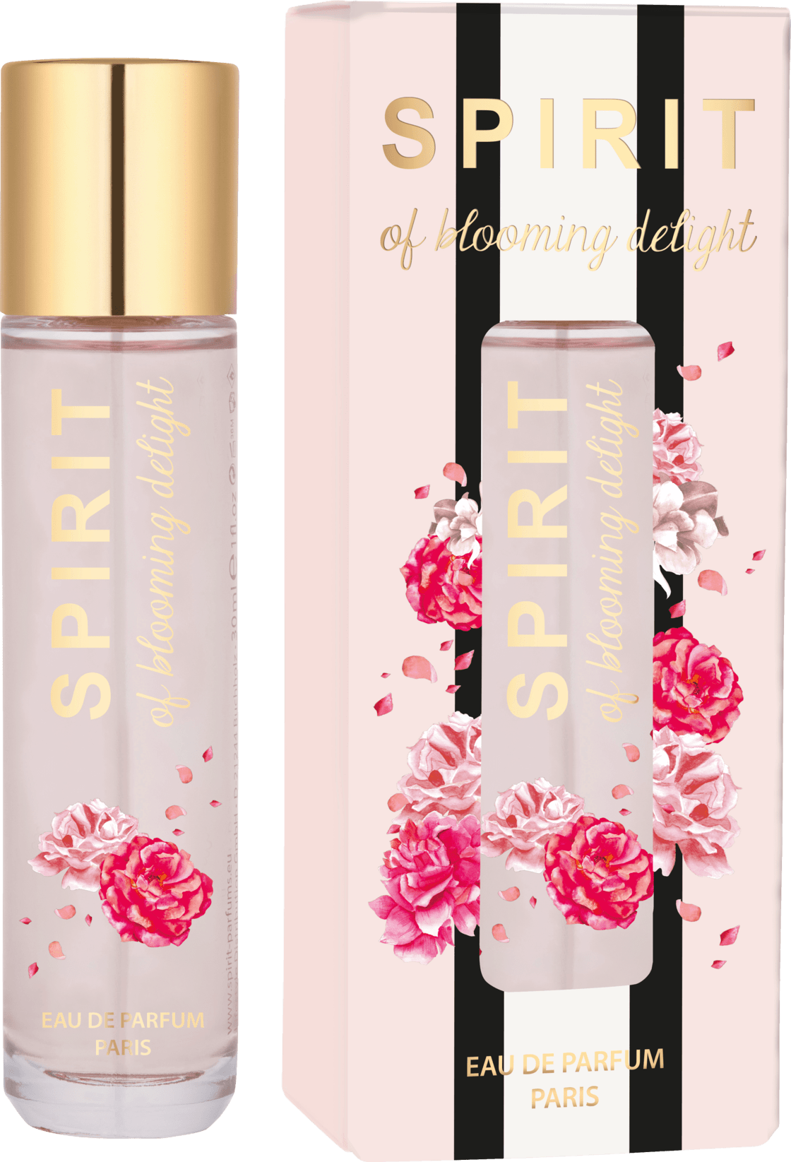 SPIRIT OF dámská EdP Blooming Delight, 30 ml