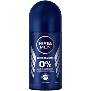 Nivea Men Protect & Care Deo Roll-On 0% Aluminium 50ml