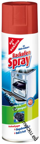 BACKOFEN SPRAY-čistič trouby 500ml