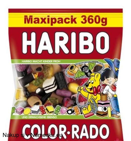HARIBO Color-Rado 360g