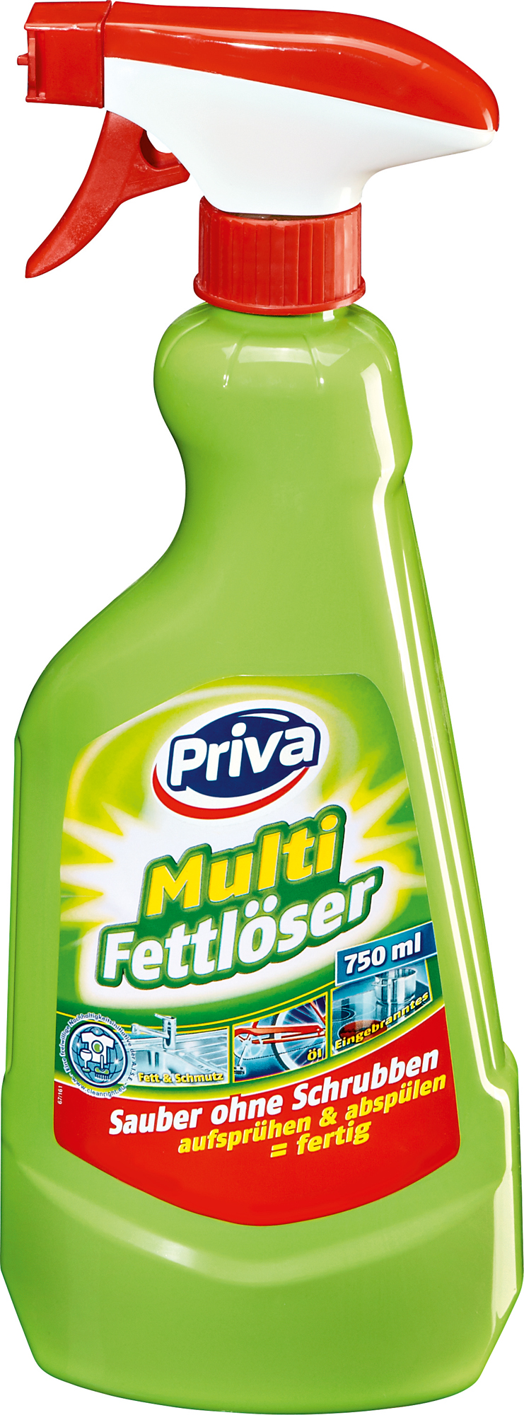 PRIVA MULTI ODMAŠŤOVAČ 750ML TOP PRODUKT