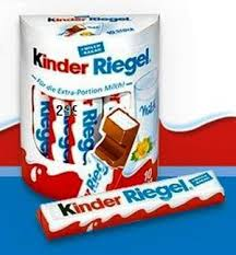 Kinder Riegel 10.ks