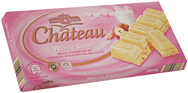 Choceur Weisse Crips 200g
