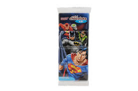 Justice League Mini Chocolate milk 4kusy 80g