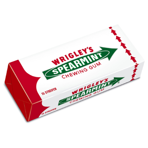WRIGLEY'S SPEARMINT ORIGINAL 15KS