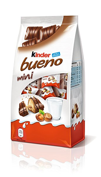Kinder Bueno oplatka mini 108g
