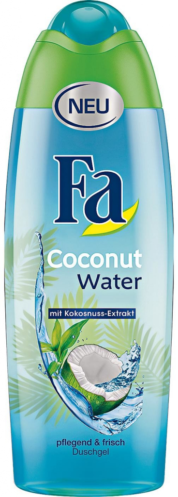 Fa Coconut Water sprchový gel 250 ml