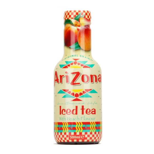 Arizona Iced Tea s broskví 500ml
