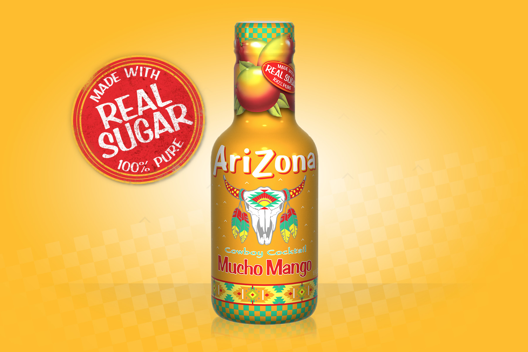 Arizona Mucho Mango 500ml