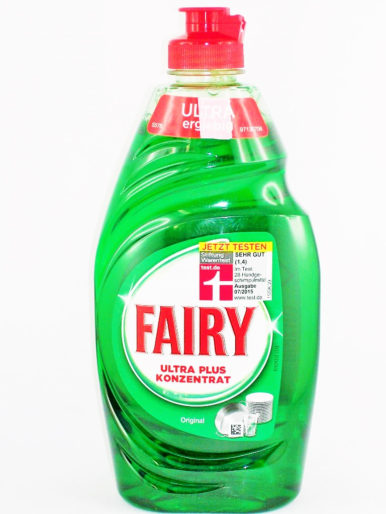 Fairy Handspülmittel Ultra Konzentrat Original 450ml