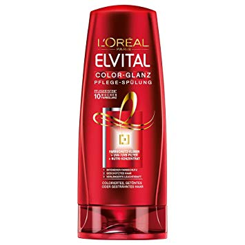 Elvital Spülung Color Glanz, 200 ml