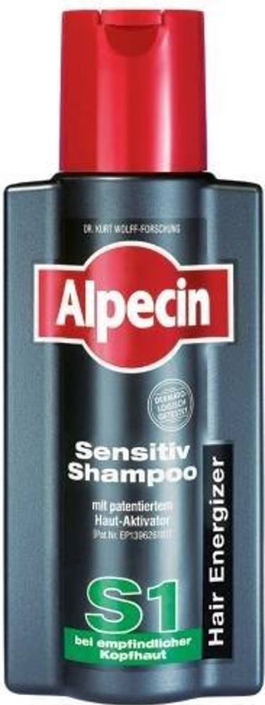 Alpecin Sensitive Shampoo S1 250 ml