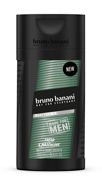 Bruno Banani Made For Men - sprchový gel 250ml