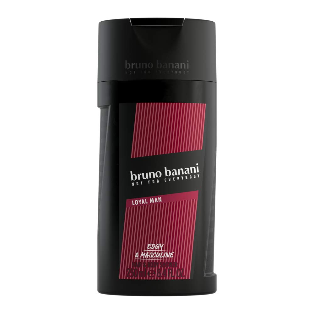 Bruno Banani loyal men Edgy - sprchový gel 250 ml