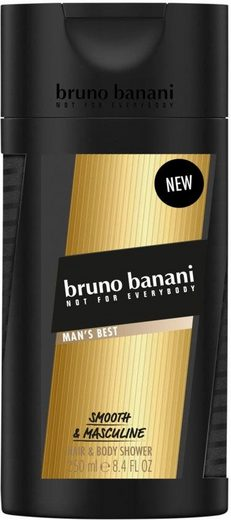 Bruno Smooth masculine men - sprchový gel 250 ml
