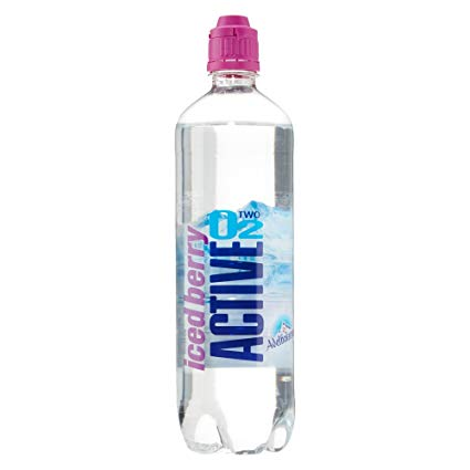 Adelholzener Active O2 Iced Berry, 750 ml