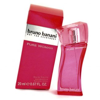 BRUNO BANANI Pure Woman EdT Natural Spray 20 ml
