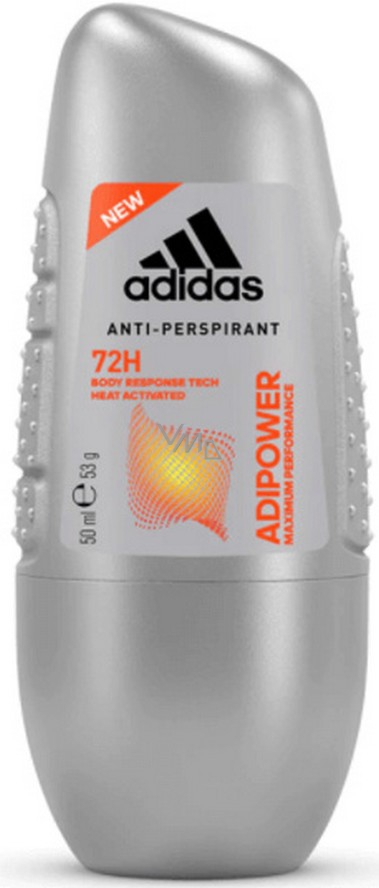 ADIDAS ADIPOWER ANTIPERSPIRANT ROLL-ON FOR MEN 50ML