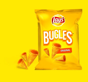 Lay´s Bugles Original 100g