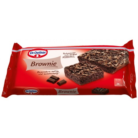 Dr. Oetker Fertiger Brownie 300g