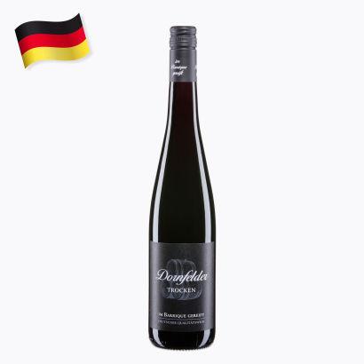 Dornfelder barrique, jakostní víno 0,75l (Dornfelder barrique, jakostní víno 0,75l)