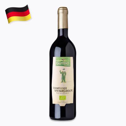 Dornfelder Pinot Noir Bio 0,75l (Dornfelder Pinot Noir Bio 0,75l)