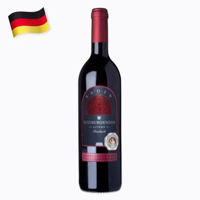 Baden Pinot Noir červené víno, jakostní víno 0,75l (Baden Pinot Noir červené víno, jakostní víno 0,75l)
