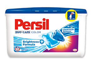 Persil Duo-Caps Color gelové kapsle 18ks, 450g (Persil Duo-Caps Color gelové kapsle 18ks, 450g)