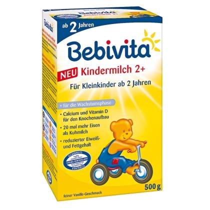 Bebivita - mléčná výživa - Kindermilch 2, 500g