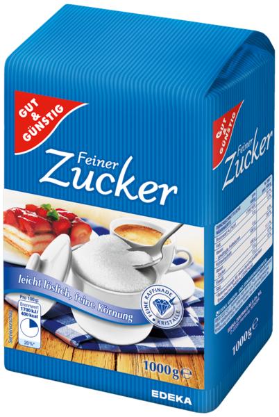 Feiner Zucker - CUKR 1.Kg (Feiner Zucker - CUKR 1.Kg)