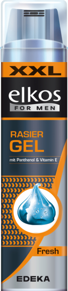Rasiergel fresh-Gel na holení Fresh 250ml (Rasiergel fresh-Gel na holení Fresh 250ml)