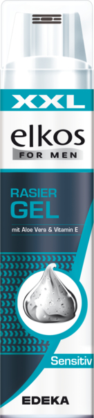 Rasiergel sensitiv-Gel na holení SENSITIV 250ML (Rasiergel sensitiv-Gel na holení SENSITIV 250ML)