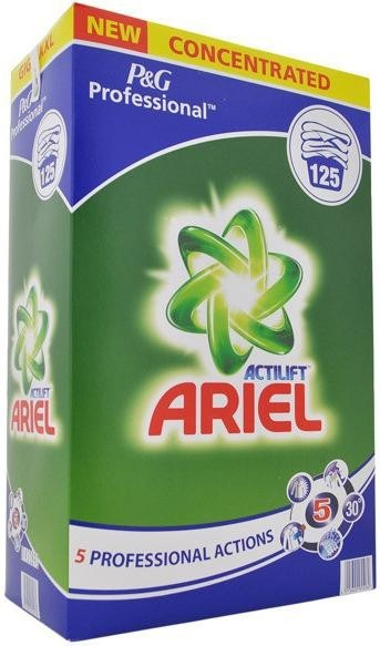 Ariel Actilift Univerzál 8,125 kg - 125 vyprání (Ariel Actilift Univerzál 8,125 kg - 125 vyprání)