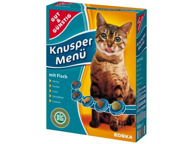 G&G Granule pro kočky s rybím masem 1000 g (G&G Granule pro kočky s rybím masem 1000 g)
