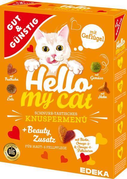 G&G Granule pro kočky s drůbežím masem 1000 g