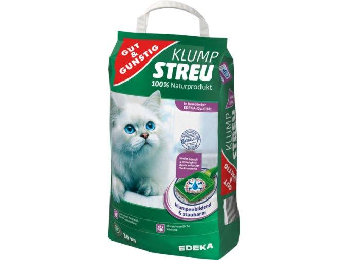 G&G Stelivo pro kočky 100% přírodní, hrudkující 10kg (G&G Stelivo pro kočky 100% přírodní, hrudkující 10kg)